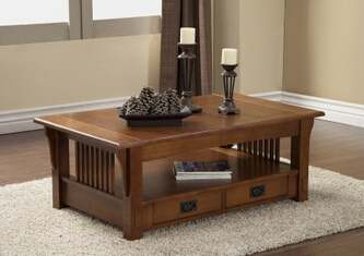 Mission Style Coffee Table Set Mission Style Lift Top Coffee Table (Image 7 of 9)