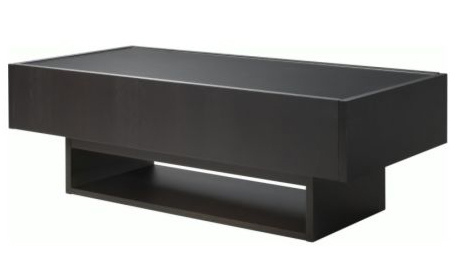 Modern Coffee Table With Drawers The Possibilities Are Endless With These Versatile Nesting Tables Of Three Different Sizes. Scatter Them As Side Tables (Image 9 of 10)