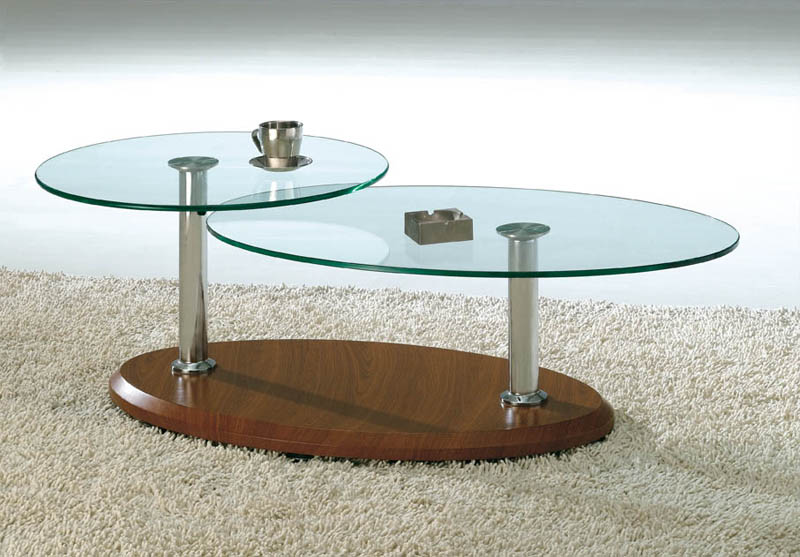 Modern Glass Coffee Table Designs I Simply Wont Ever Be Able To Look At It In The Same Way Again Modern Minimalist Industrial Style Rustic Glass Furniture (Image 6 of 10)