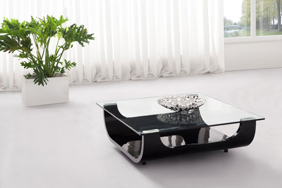 Modern Glass Coffee Table Designs You Keep Your Things Organized And The Table Top Clear The Perfect Size To Fit With One Of Our Younger Sectional Sofas (Image 10 of 10)