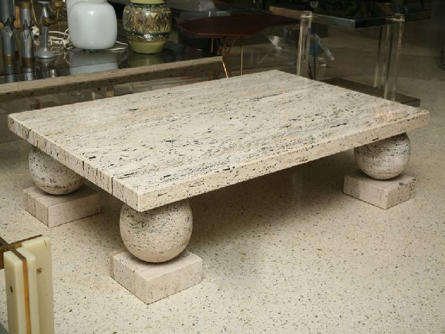 Featured Photo of Special Modern Marble Coffee Table