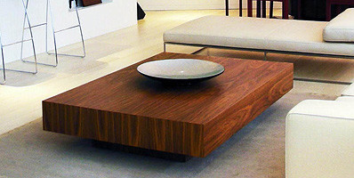 Modern Wood Coffee Table Reclaimed Metal Mid Century Round Natural Diy All Gallery (Image 8 of 10)