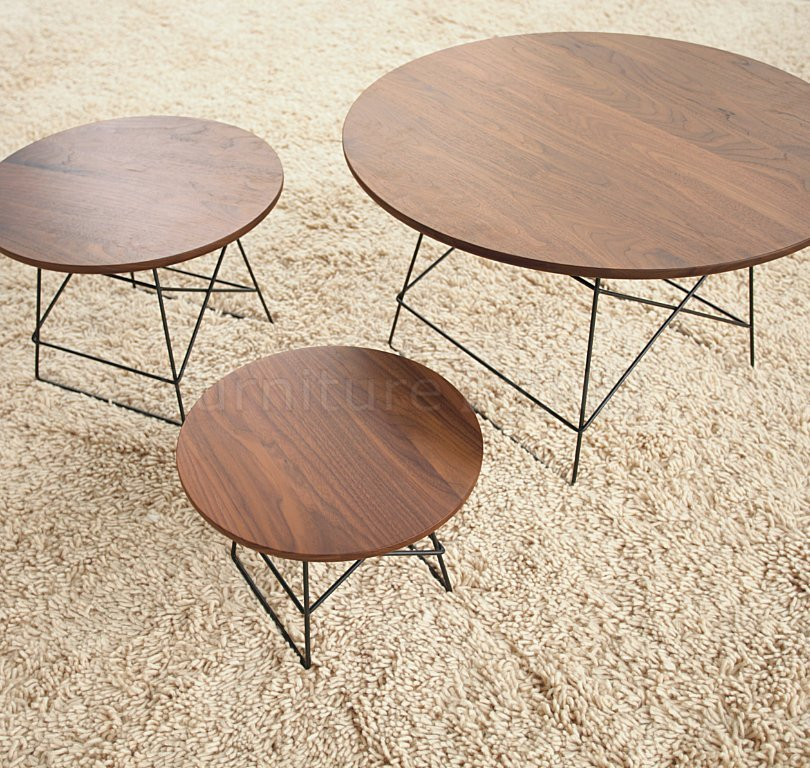 Modern Wood Coffee Table Reclaimed Metal Mid Century Round Natural Diy All Modern Coffee Table Legs Detail Free (View 7 of 10)