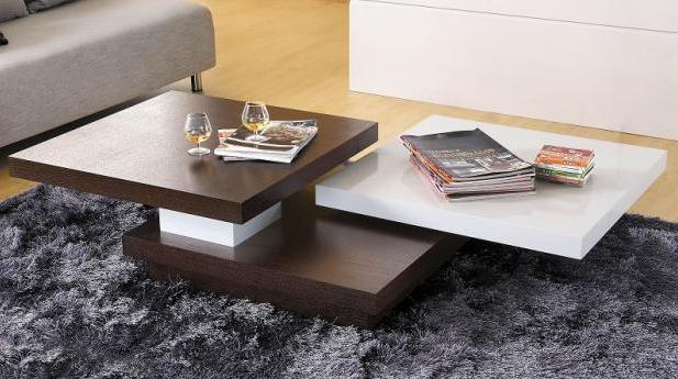 Modern-wood-coffee-table-reclaimed-metal-mid-century-round-natural-diy-All-modern-coffee-tables-cheap-free (Image 6 of 10)