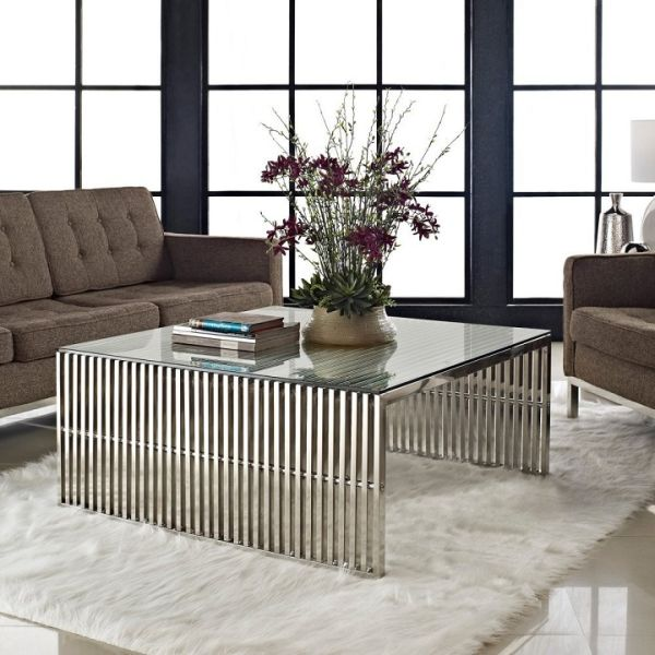 Modern-wood-coffee-table-reclaimed-metal-mid-century-round-natural-diy-Contemporary-Modern-Metal-coffee-table-glass-and-metal-coffee-tables (Image 6 of 10)