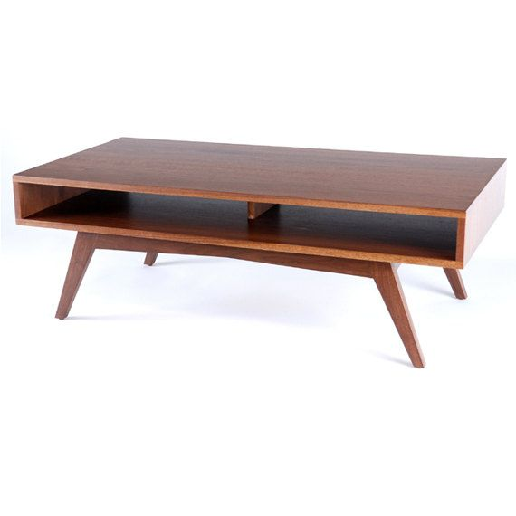 Modern Wood Coffee Table Reclaimed Metal Mid Century Round Natural Diy Contemporary Coffee Table Mid Century Modern Accrnt (View 2 of 10)