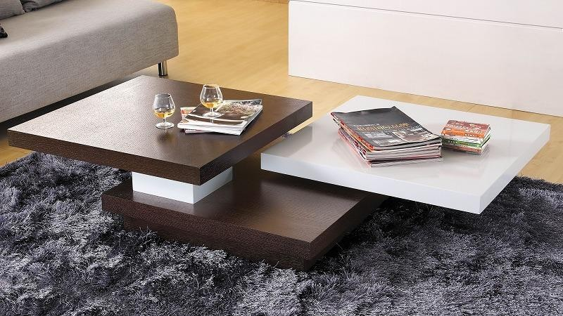 Modern-wood-coffee-table-reclaimed-metal-mid-century-round-natural-diy-Contemporary-modern-italian-coffee-tables-free (Image 5 of 10)