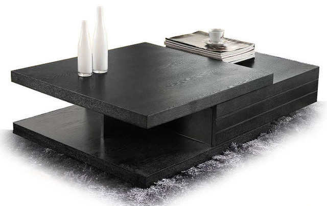 Modern-wood-coffee-table-reclaimed-metal-mid-century-round-natural-diy-modern-black-coffee-tables-best (Image 4 of 10)