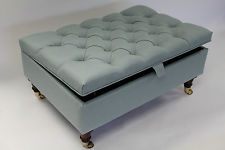 Modern Wood Coffee Table Reclaimed Metal Mid Century Round Natural Diy Padded Large Ottoman Upholstered Storage Ottoman Coffee Table (Image 4 of 10)