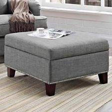 Modern-wood-coffee-table-reclaimed-metal-mid-century-round-natural-diy-padded-ottoman-coffee-table-with-storage-cool-free (Image 6 of 10)