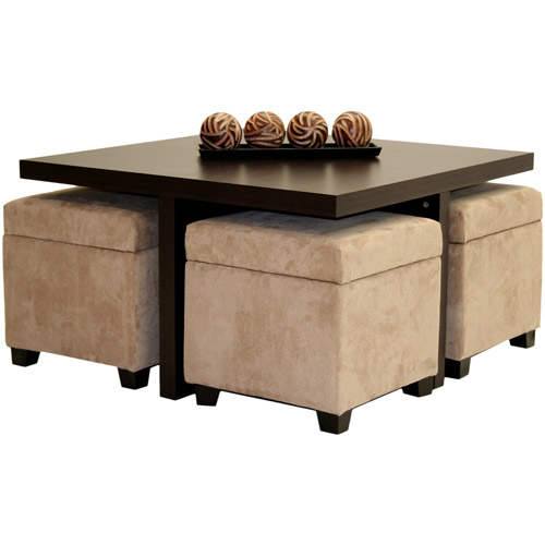 Modern-wood-coffee-table-reclaimed-metal-mid-century-round-natural-diy-padded-ottoman-coffee-table-with-storage-easy (Image 7 of 10)