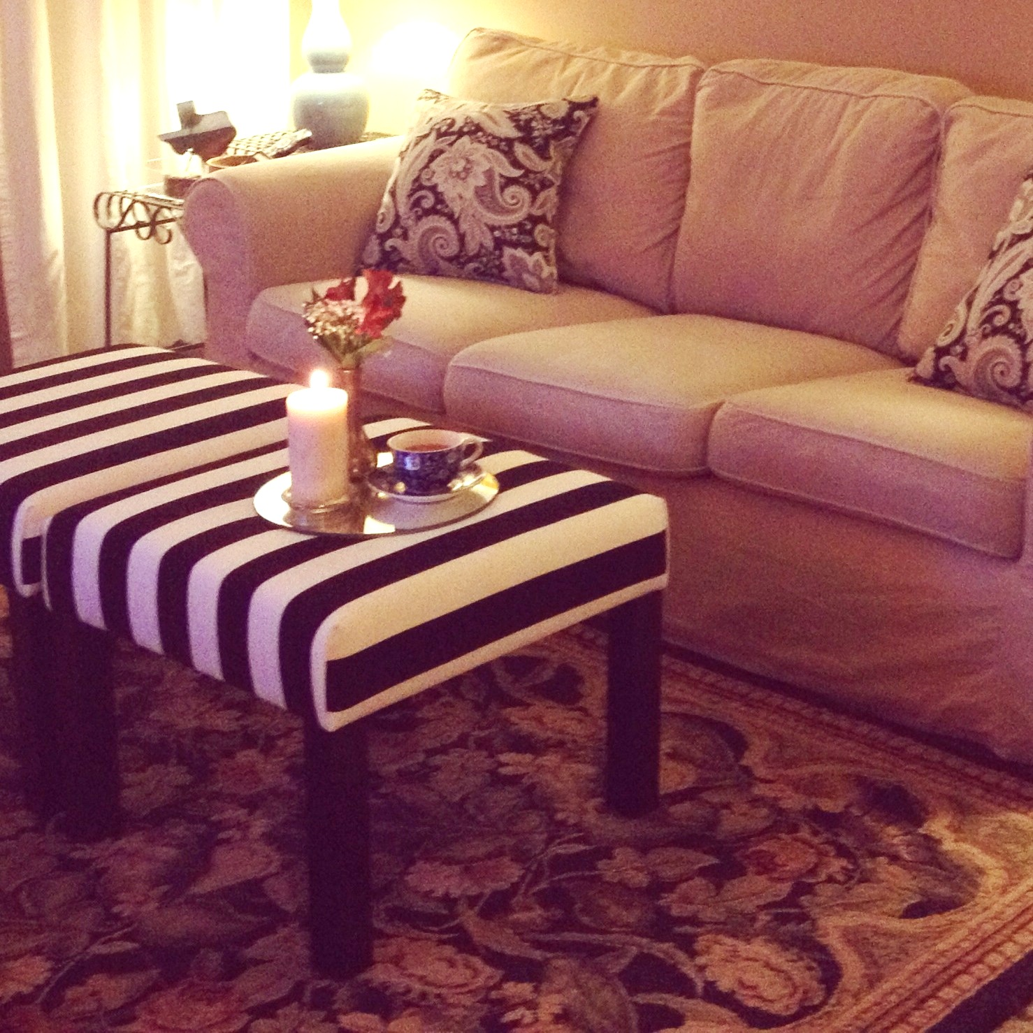 9 Ideas of Ottoman Coffee Table Tray