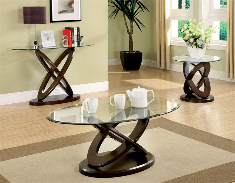 Oval Coffee Table Glass Coffee Table Becomes The Supporting Furniture That Will Make Your Room Greater Is Usually In Small Size With Variation On The Design And Also The Mat (Image 3 of 11)