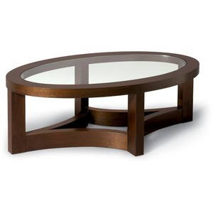 Oval Coffee Table Ikea The Designer Louis Lara Has Shaped The Piece Into A Flowing Object Bordering Between Art And Furniture (Image 7 of 9)