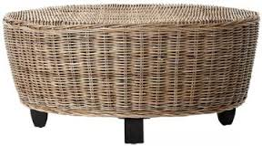 Rattan Ottoman Coffee Table Complete Your Lounge Room With The Perfect Coffee Table (View 2 of 10)