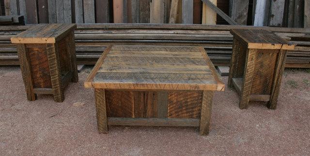Reclaimed-Barnwood-Rustic-Coffee-Rustic-Coffee-Table-Furniture-Rustic-Coffee-Table-Furniture (Image 5 of 10)