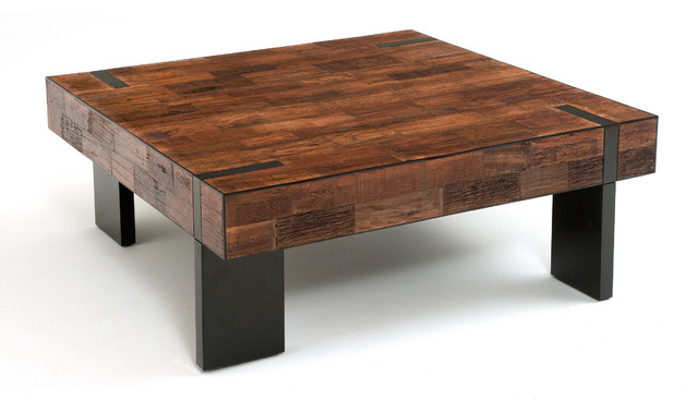 Reclaimed-Wood-Modern-Rustic-Coffee-Table-modern-furnish-finishing-brown-color (Image 9 of 10)