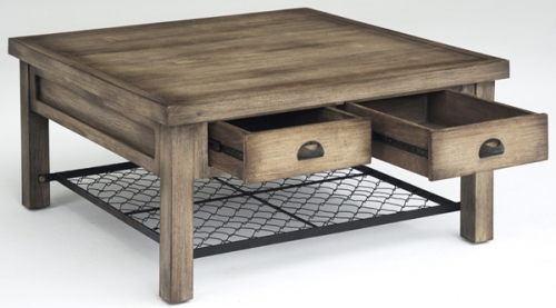 Refined Rustic Coffee Rustic Coffee Tables Images Free Download Square Table With Wood Furnish (View 4 of 10)