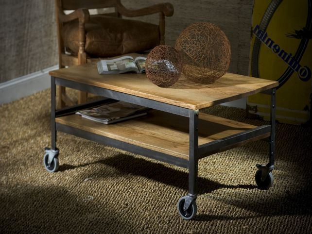 Rustic-Coffee-Tables-with-Wheels-Rustically-Modern-Coffee-Table-rustic-coffee-tables (Image 8 of 9)