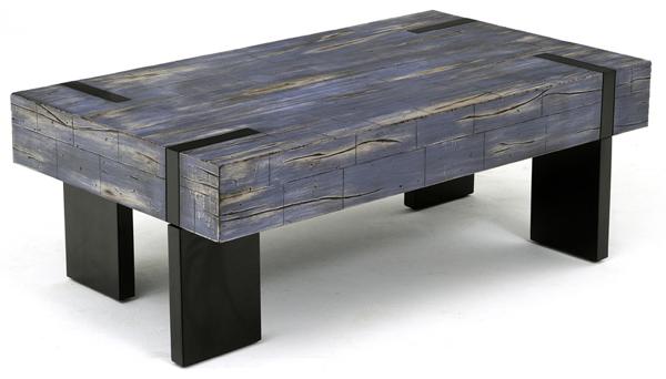 Rustic-Contemporary-Coffee-Table-Urban-Coffee-Table-Blue-Rustic-Meets-Modern-Coffee-Table-Rustic-Modern-Coffee-Table (Image 6 of 10)