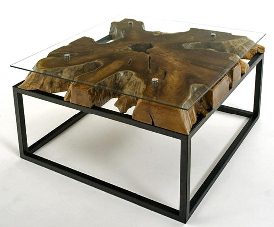 Rustic-Contemporary-Coffee-Table-with-Glass-Contemporary-Rustic-Coffee-Table-Rustic-Glass-Coffee-Table (Image 8 of 10)