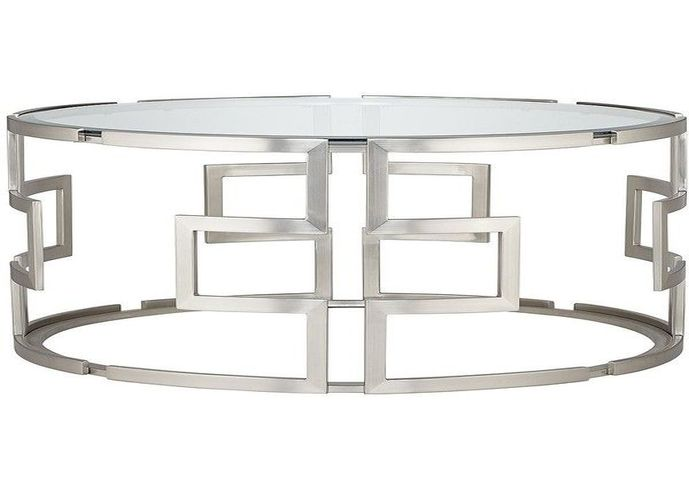 Merveilleux Silver And Glass Coffee Table Beautiful Interior Furniture