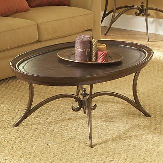 Featured Photo of Small Oval Glass Coffee Table