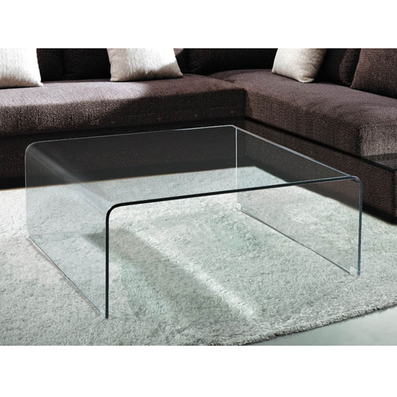 Solid Glass Coffee Table The Possibilities Are Endless With These Versatile Nesting Tables Of Three Different Sizes (View 7 of 9)