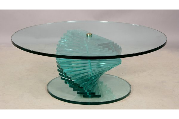 top 10 of spiral glass coffee table. Black Bedroom Furniture Sets. Home Design Ideas