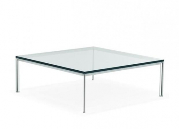 Featured Photo of Square Glass Coffee Table
