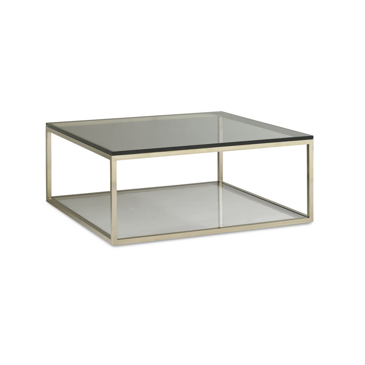 Square Glass Coffee Table I Simply Wont Ever Be Able To Look At It In The Same Way Again (Image 3 of 10)