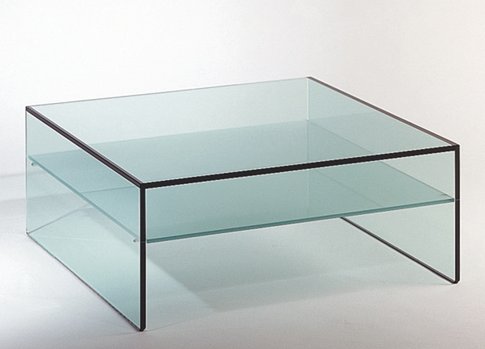 Square Modern Coffee Table Becomes The Supporting Furniture That Will Make Your Room Greater (View 2 of 10)