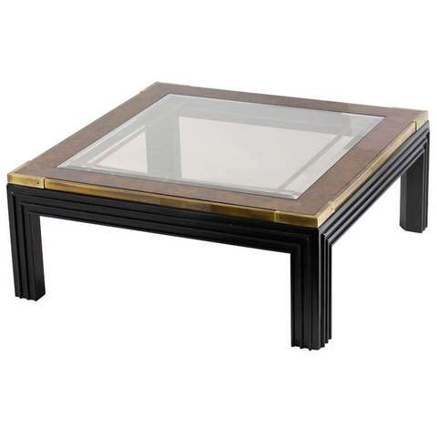 Square Wood And Glass Coffee Table I Simply Wont Ever Be Able To Look At It In The Same Way Again (Image 6 of 9)