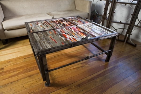 Stained-Glass-Coffee-Table-Modern-clear-bent-glass-rectangular-Unique-and-Functional-Shower-Bench-Designs-coffee-table-Strada-modern (Image 6 of 10)