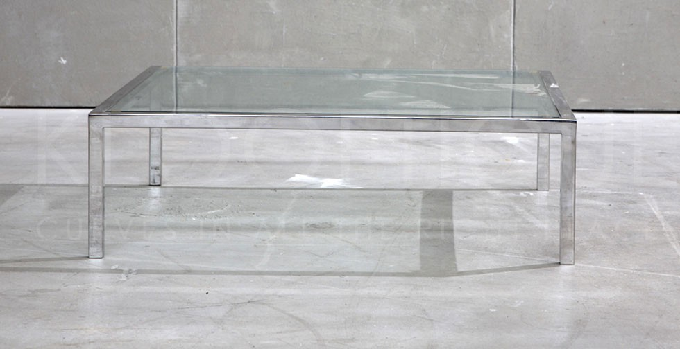 Stainless Steel And Glass Coffee Table Best Professionally Designed Good Luck To All Those Who Try (View 2 of 10)