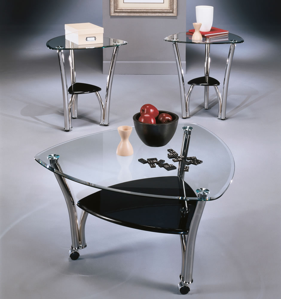 Featured Photo of Triangular Glass Coffee Tables