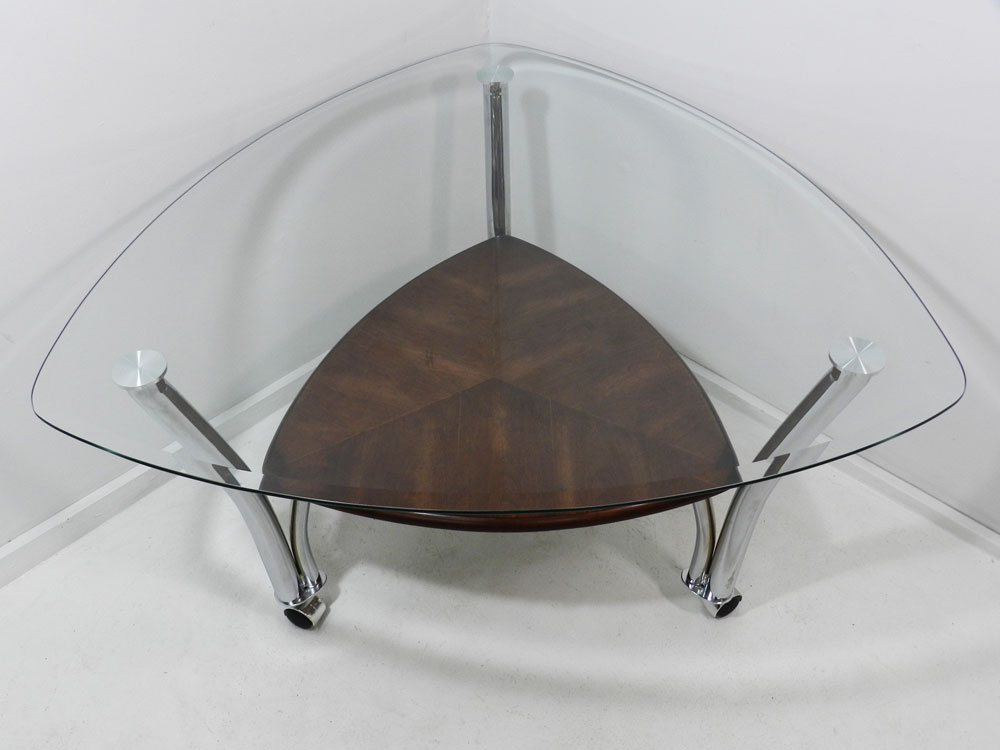 Triangular Glass Coffee Table Simple Woodworking Projects For Cub Scouts Console Tables All Narcissist And Nemesis Family (View 6 of 10)