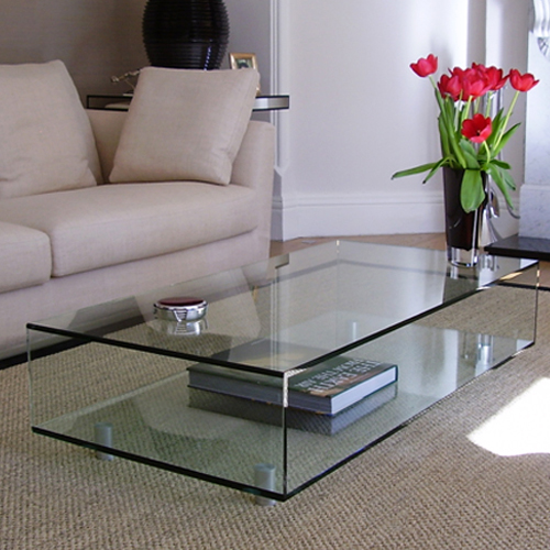 Ultra Modern Coffee Tables Use The Largest As A Coffee Table Or Group Them For A Graphic Display (Image 9 of 9)
