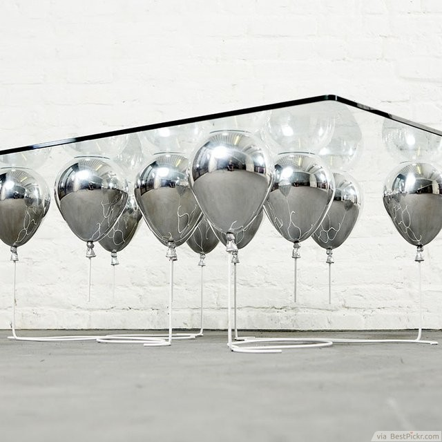 Unique Glass Coffee Tables The Perfect Size To Fit With One Of Our Modern Minimalist Industrial Style Younger Sectional Sofas (Image 8 of 10)