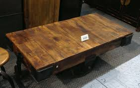 Very Rustic Barn Wood Coffee Table Farmhouse Coffee Tables Rustic Wood Coffee Tables 2 (Image 10 of 10)