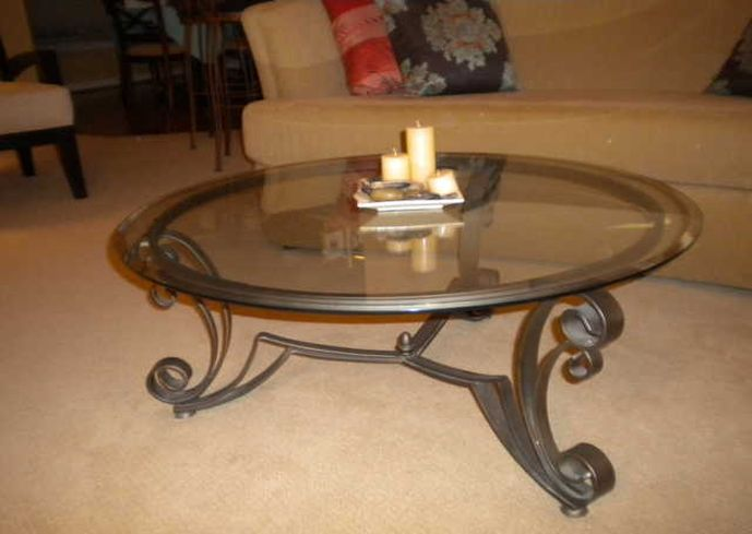 Wrought Iron Glass Coffee Tables Grey Lift Up Modern Coffee Table Mechanism Hardware Fitting Furniture Hinge Spring (Image 6 of 10)