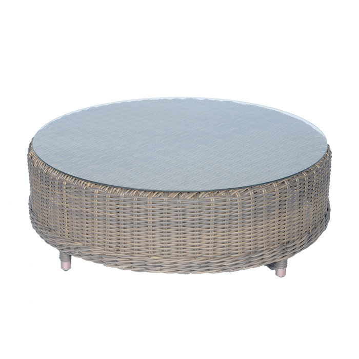 a-wicker-side-table-says-a-creative-mom-round-patio-coffee-table-round-outdoor-coffee-table (Image 2 of 10)