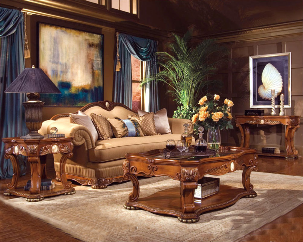 Featured Photo of Aico Coffee Table Sets