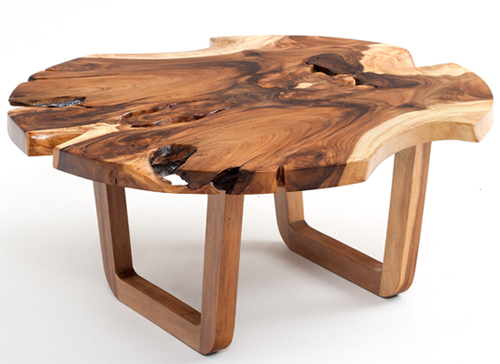 Featured Photo of Modern Round Wooden Coffee Tables