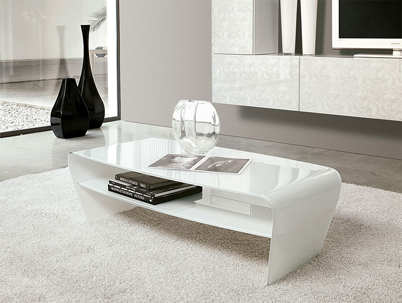 Featured Photo of White Modern Coffee Table  Simple