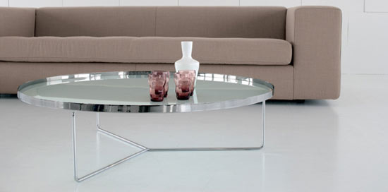 Featured Photo of Cheap Large Round Glass Coffee Table