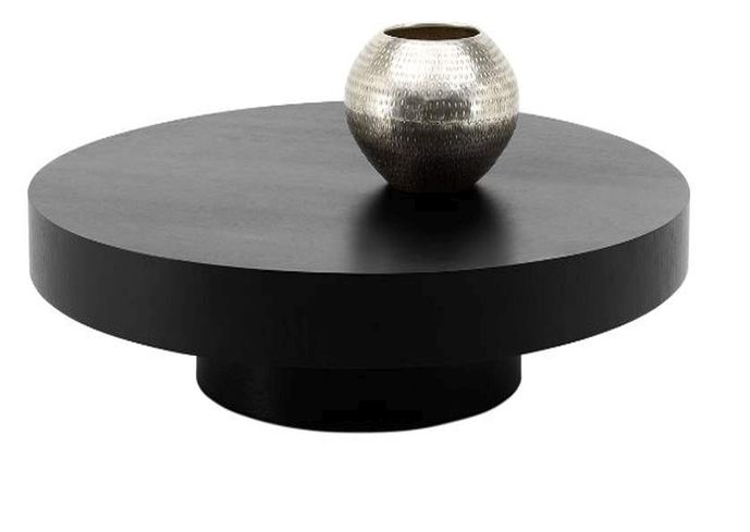 black-round-coffee-table-round-black-coffee-tables-round-coffee-table-amazon-black-round-end-tables-furniture (Image 3 of 10)