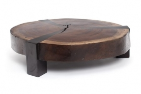 Featured Photo of Rounded Edge Coffee Table