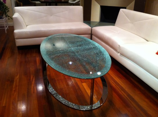 Featured Photo of Replace Broken Glass Coffee Table