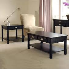 Cheap Coffee And End Table Sets If Kids Are Around Or Often Be At Your House You Can Consider Round Set Also Depends On Your Budget And Style Preferences (Image 5 of 10)